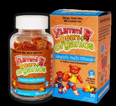 Мултивитамини и минерали за деца ПЛЮС