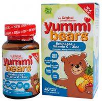 Ехинацея + витамин С и цинк 40ct