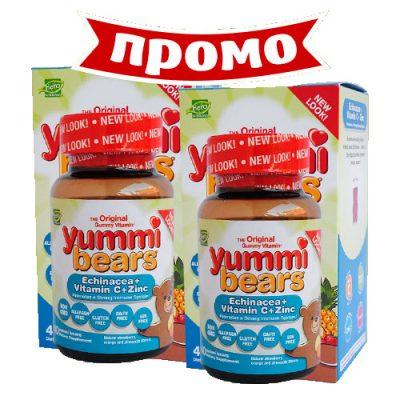 Ехинацея с витамин С и цинк