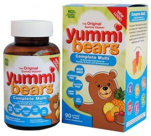 Yummi Bears MV