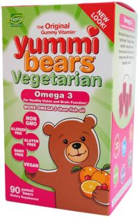 Yummi Bears® Vegetarian Омега 3